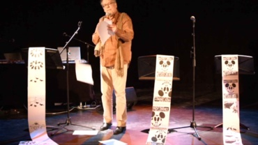 Jean-Pierre Bobillot (performance du 18 mars 2016)