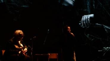 Catrine Godin et Philippe Franck au Festival Québec en toutes lettres, avec Percées