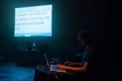 Crédit photo : Alexis BC et Interférences, arts et technologies