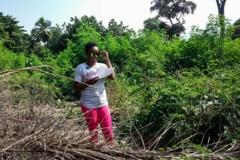 Florence Sévère, chargée de la logistique à la COSAFH