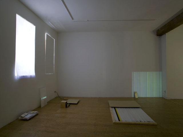 Vue de l'installation