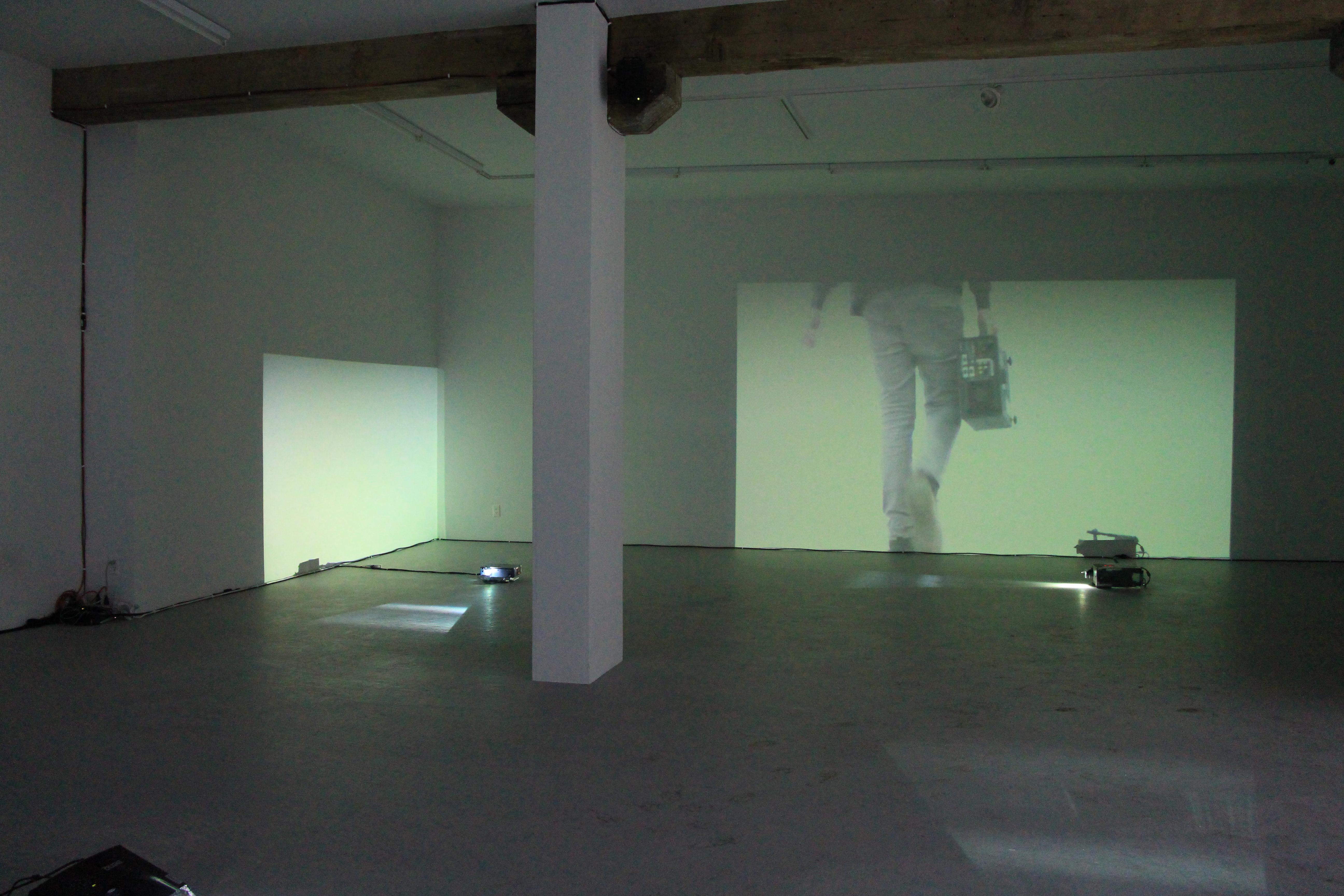 Miguel Monroy / Box de sombra