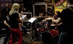En répétition, 2012