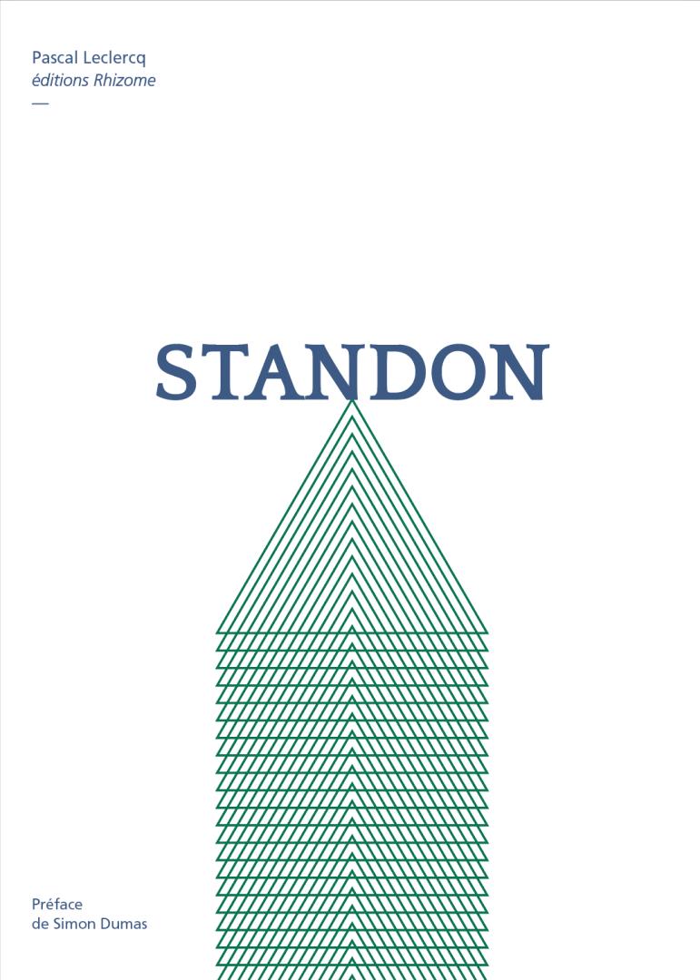 Standon (éditions Rhizome, 2020)