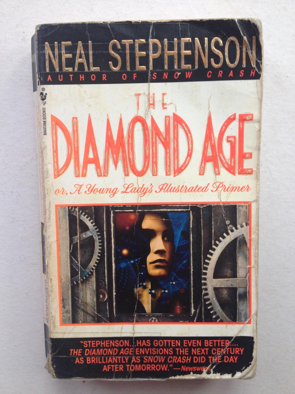 The Diamond Age, de Neal Stephenson