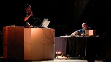 Sebastian Dicenaire et Martin Tétreault