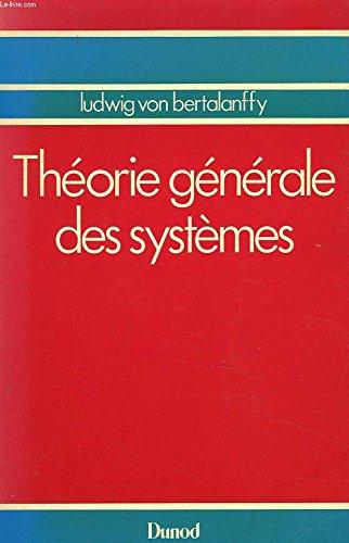 Théorie générale des systèmes, von Bertalanfly