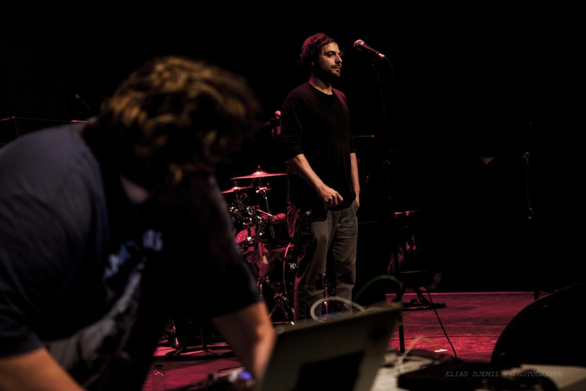Duo Érick d'Orion et Christian Lapointe