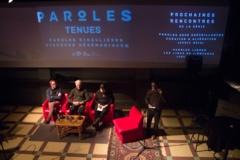 Paroles singulières, discours hégémoniques – 24 février 2016 au Cercle Lab vivant
